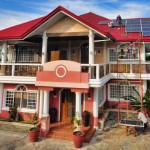 Catindig Solar panel system for Home