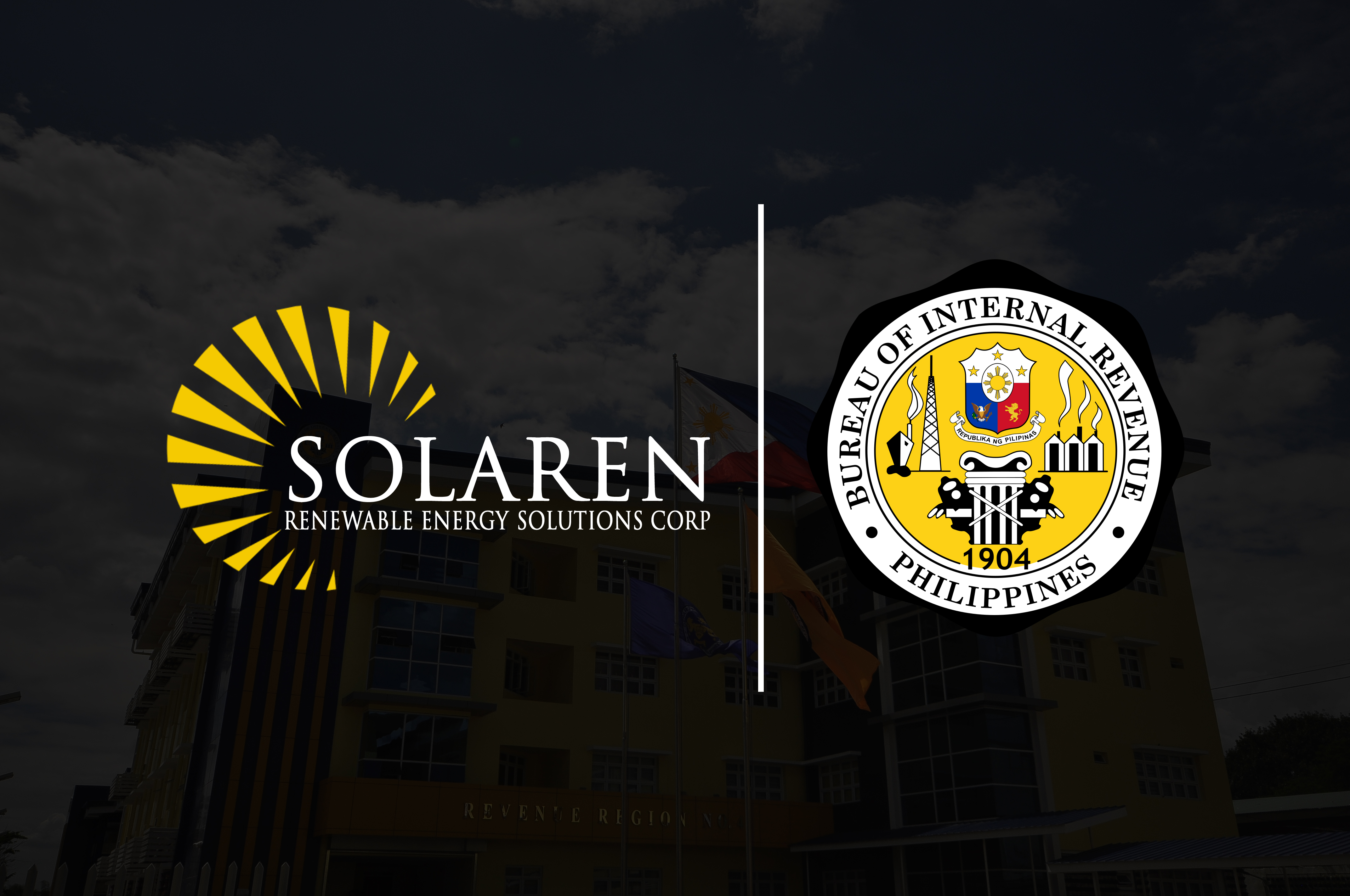 Solar Green Building In Pampanga Being Powered By Sun