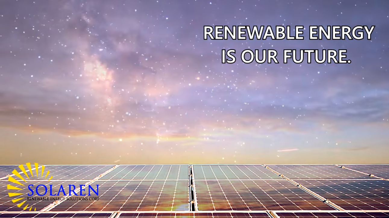 Can Renewable Energy be Our Future?