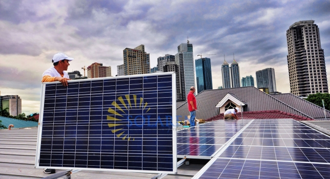 Go Solar with Solaren