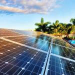Hamilton Restobar, La Paz, Tarlac, Solar panel